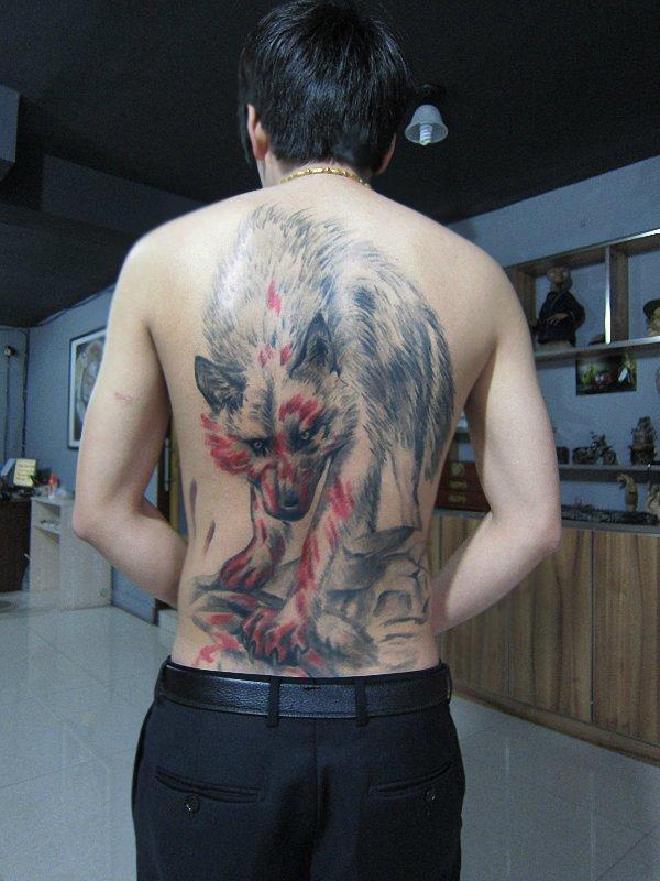 长江七号纹身555