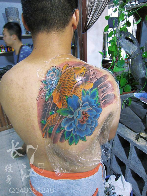 长江七号纹身604